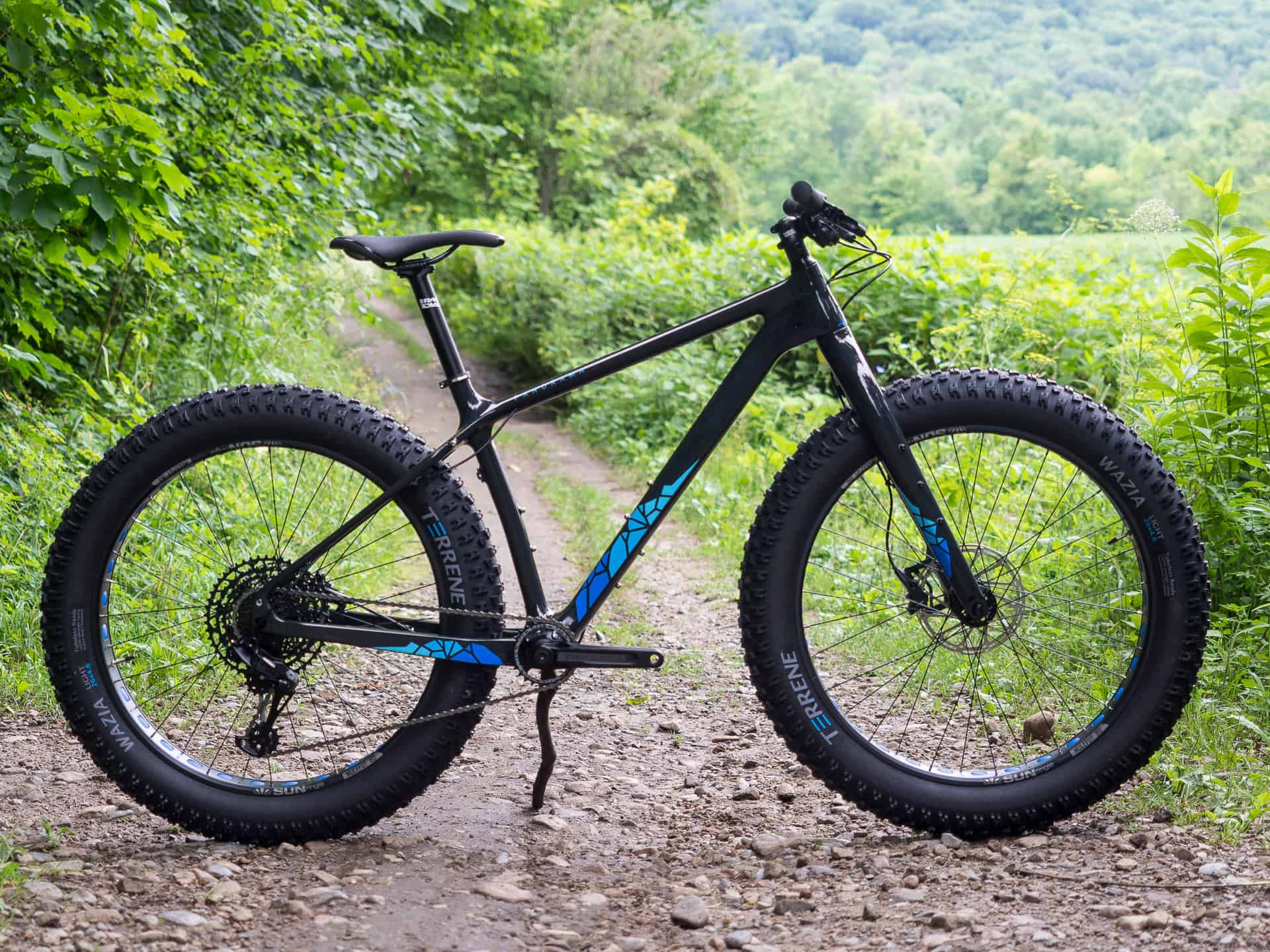 panorama chic chocs carbon fatbike. Black Bedroom Furniture Sets. Home Design Ideas