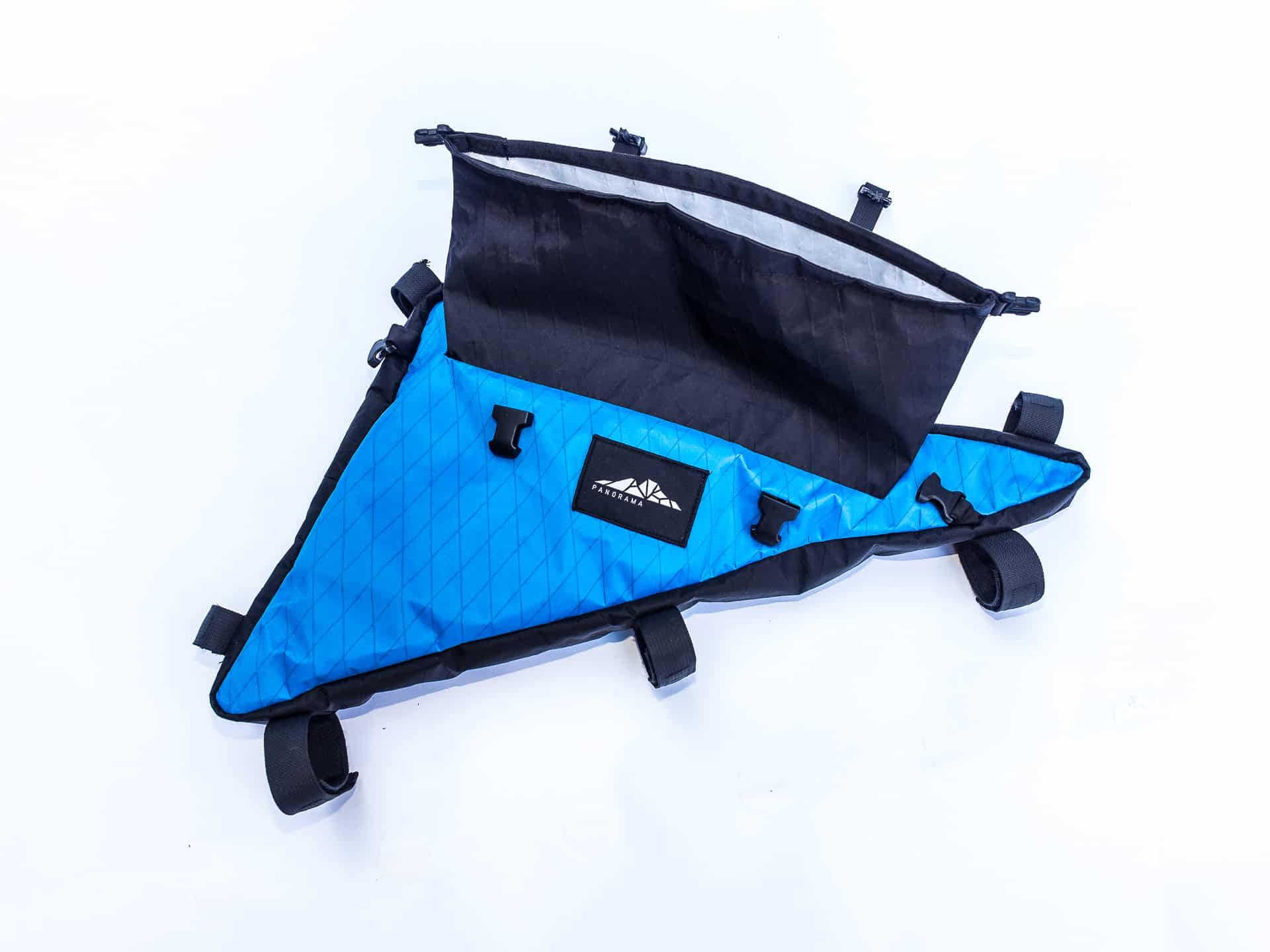 Panorama roll-top bikepacking Frame Bag