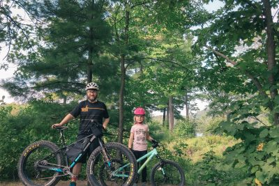 Panorama Cycles bikepacking Parc Gatineau