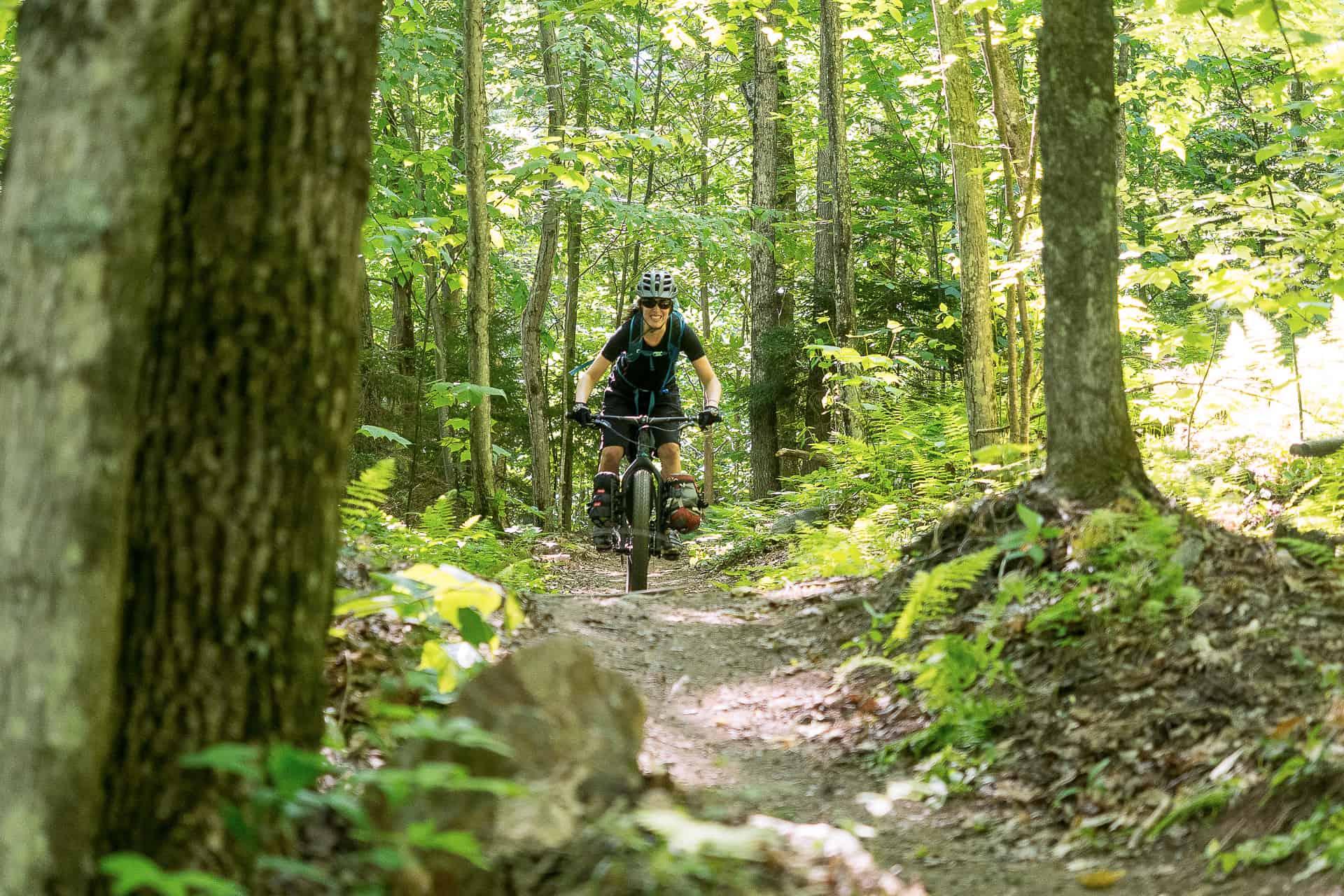 Vermont bikepacking