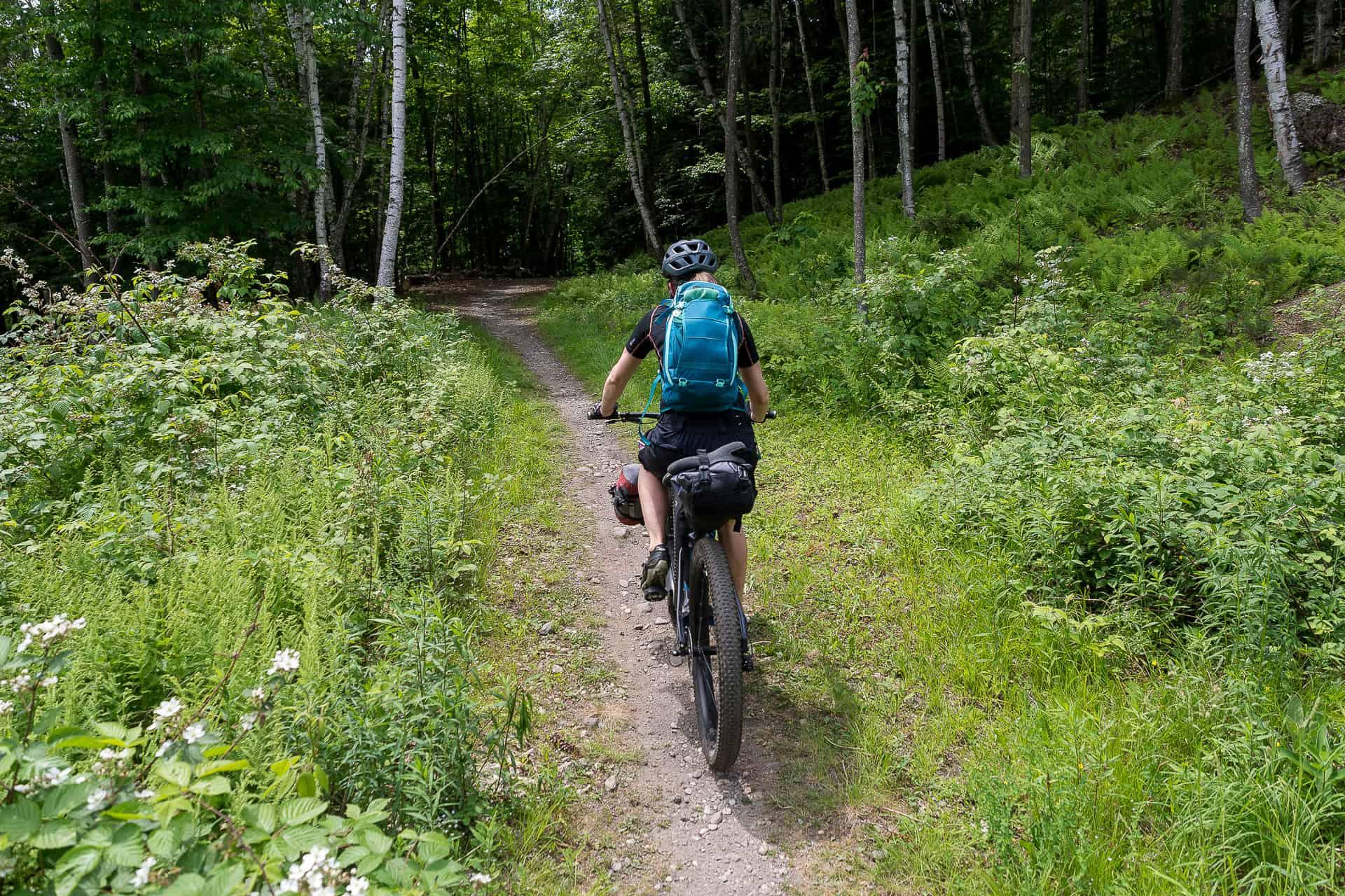 Bikepacking Vermont