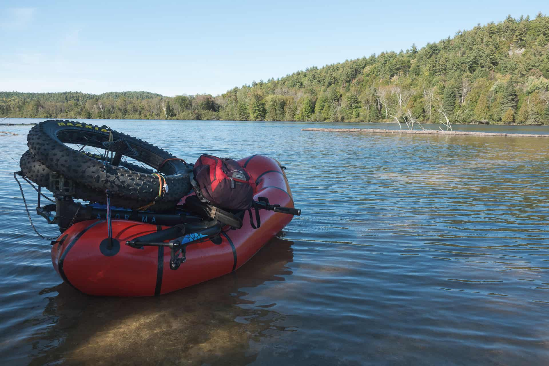 Packrafting
