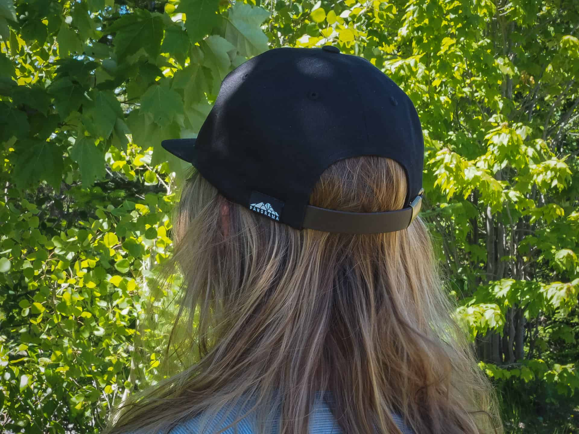 Panorama backcountry cycling hat