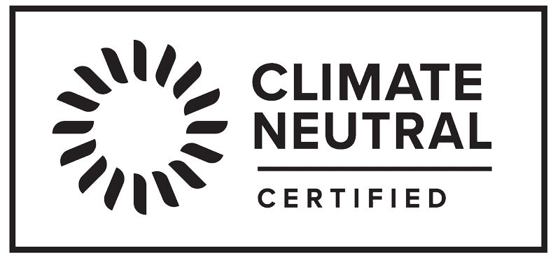 Climate Neutral Certified Label